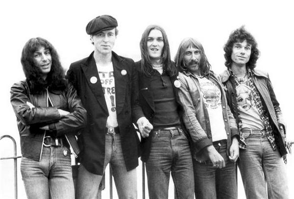 Strangeness and charm: Hawkwind