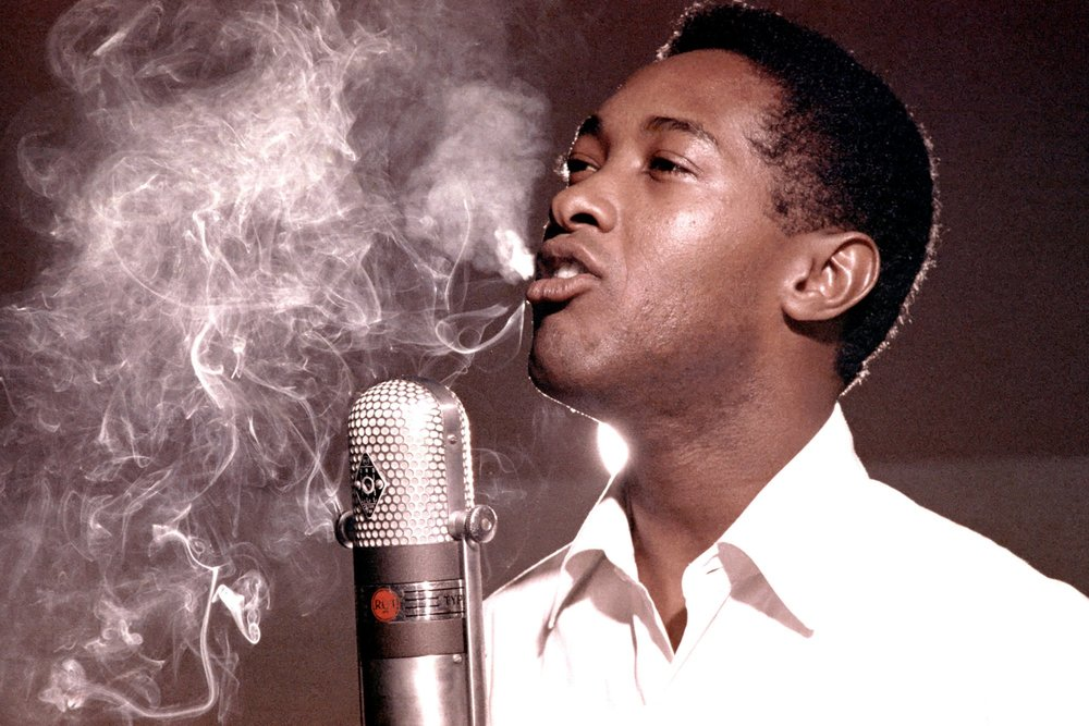 Mr Smooth … Sam Cooke