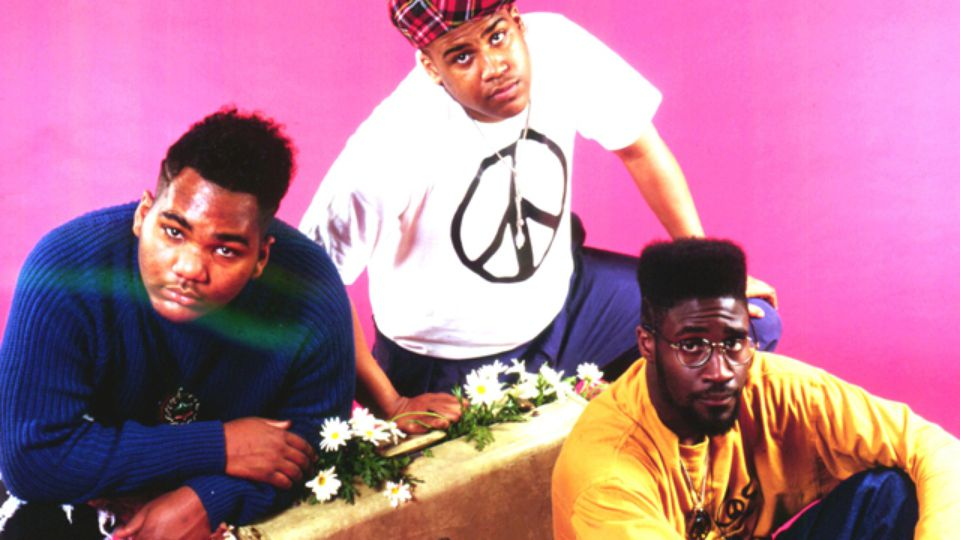 De La Soul back in the day. They are still touring.