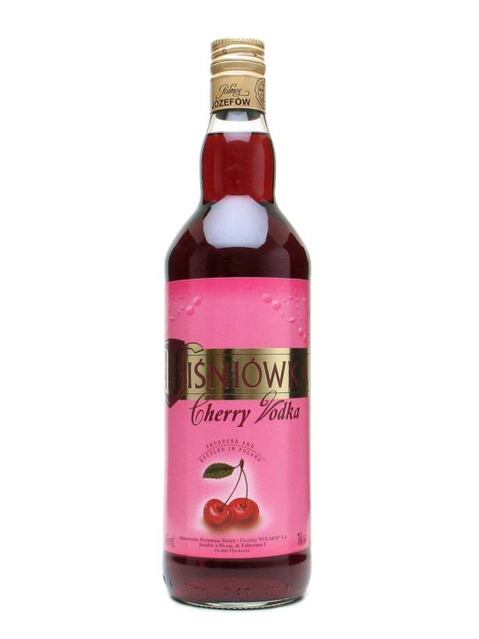 WISNIOWKA CHERRY VODKA