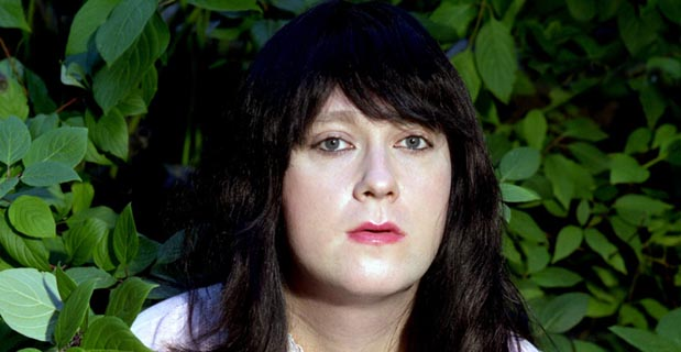 Antony Hegarty, now known as ANOHNI