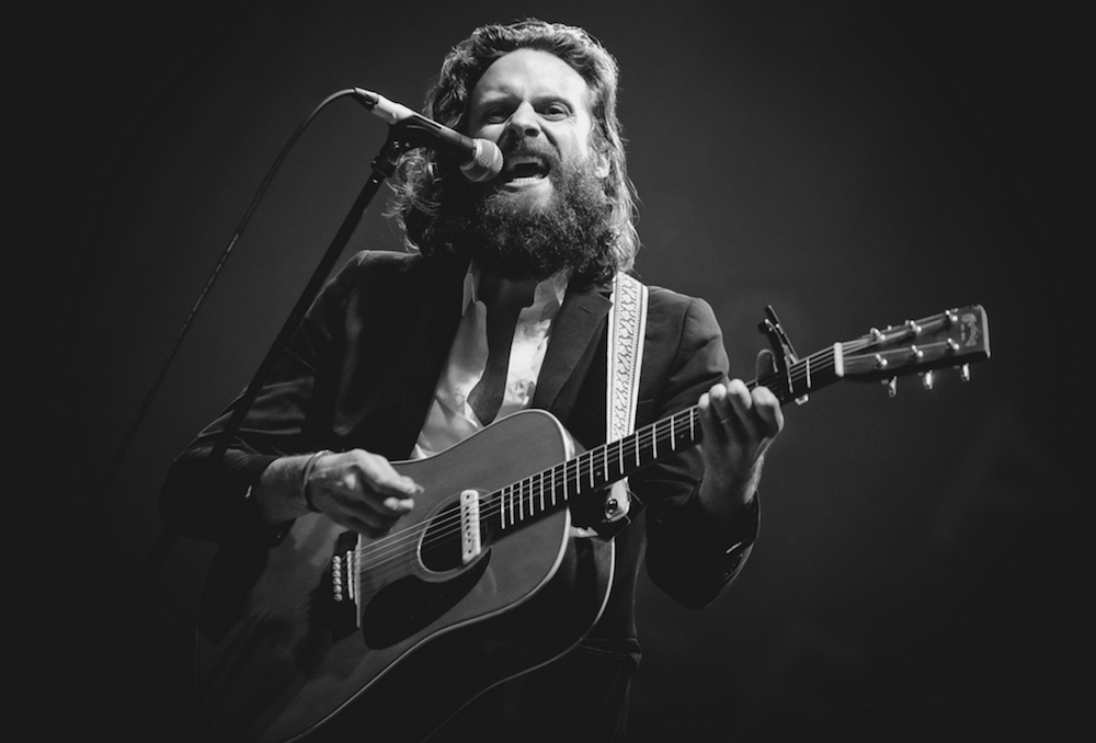 Father John Misty: darkly humorous on politics and social media