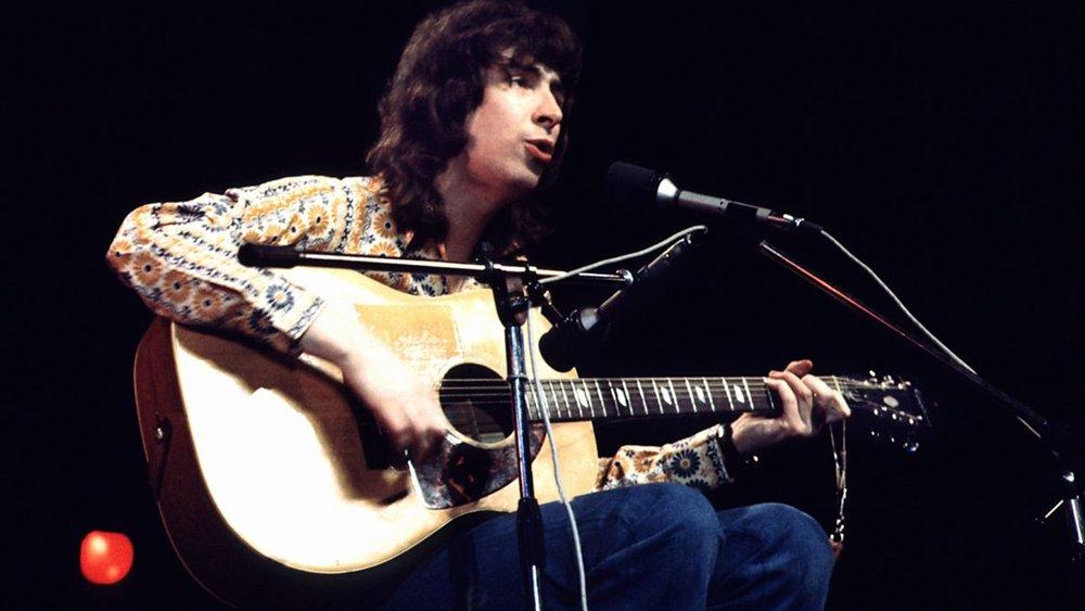 Al Stewart in the 70s