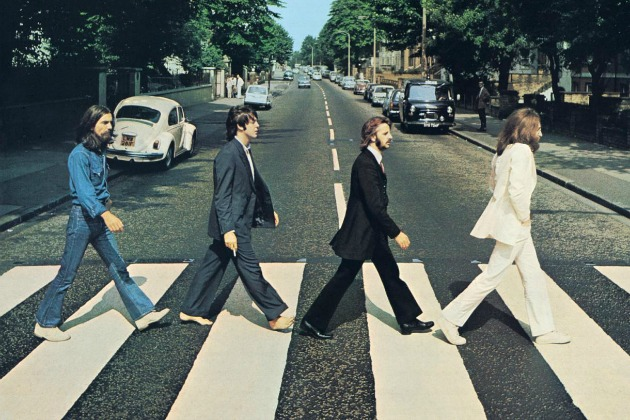 Where's the hidden track? Between Paul's toes?