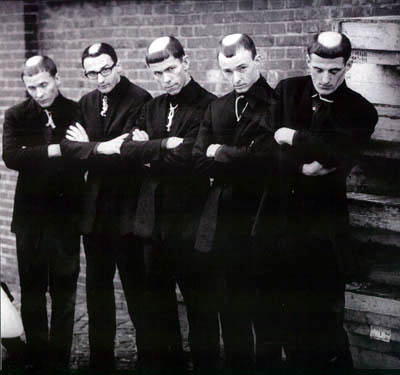 The Monks in 1965