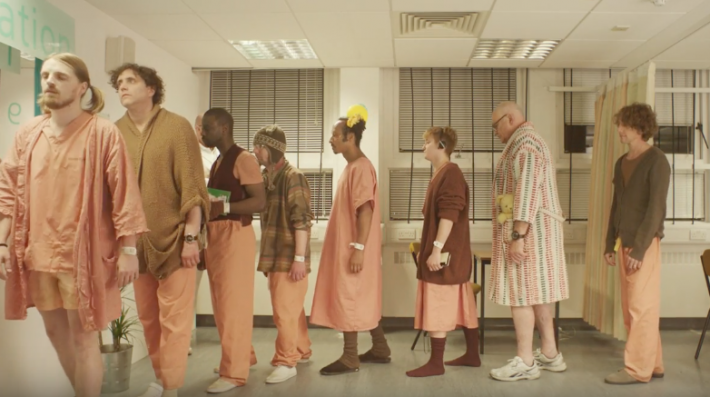 Simply cuckoo: From Kasabian's new video for You're In Love With A Psycho …