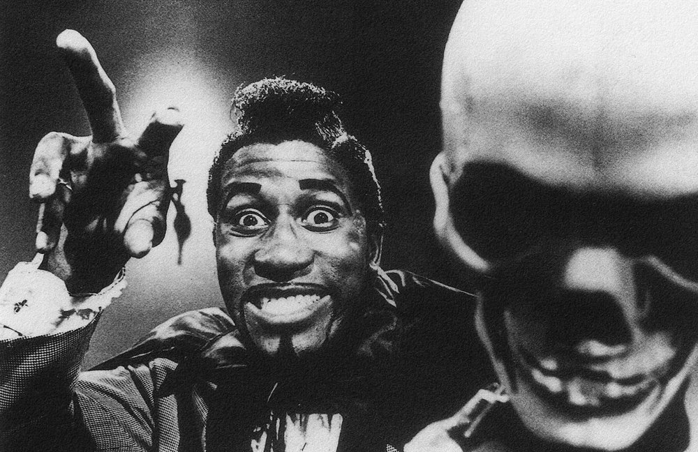 Feast your eyes on Screamin' Jay Hawkins