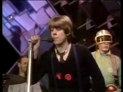 Jilted John, aka Graham Fellows in 1978