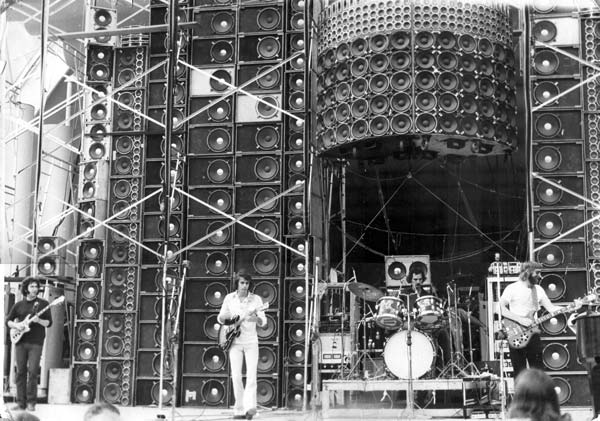 Wall of sound: The Grateful Dead, 1974. Turn it up ...