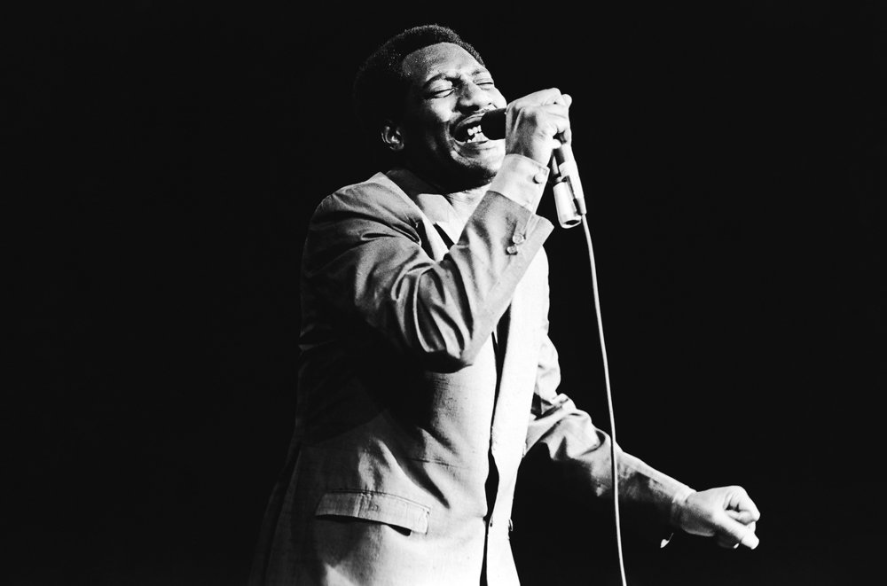 Mr Dynamic … Otis Redding
