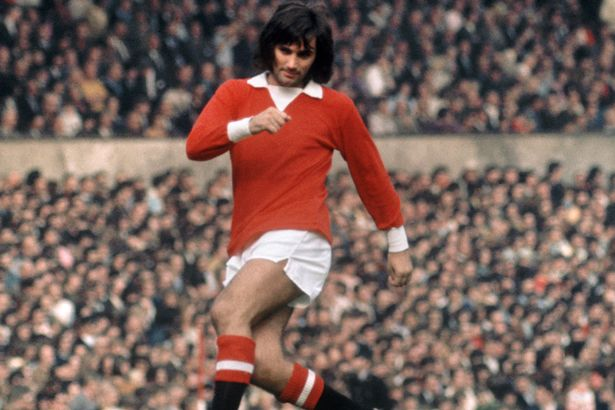 Honorary Mancunian George Best
