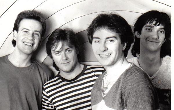 The Freshies, featuring Chris Sievey, who later became Frank Sidebottom