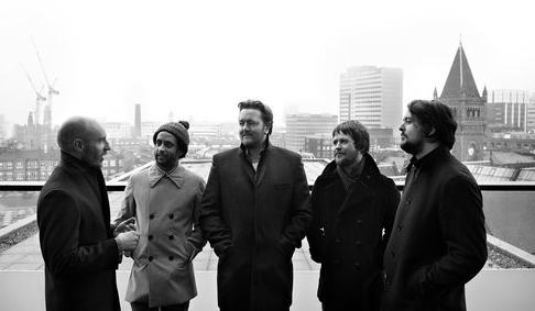 Civic pride: Elbow in Manchester
