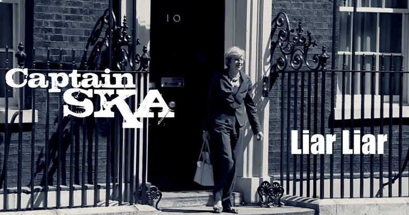 Time for Theresa May to leave Number 10 Downing Street