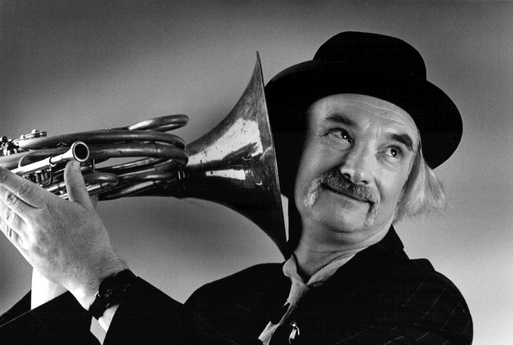Can founder, Holger Czukay, who is now age 79.