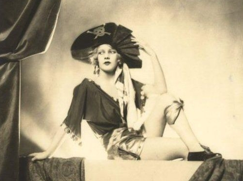 Lotte Lenya as Pirate Jenny in Brecht and Weill's The Threepenny Opera (1928)