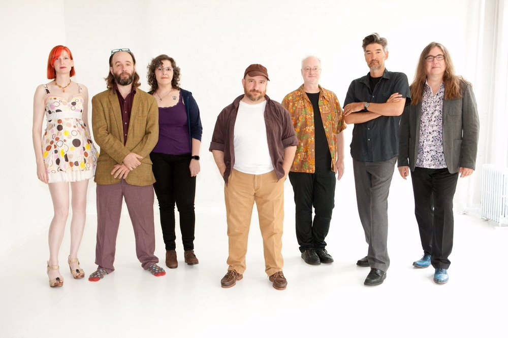 The Magnetic Fields, fronted by the prolific Stephin Merritt