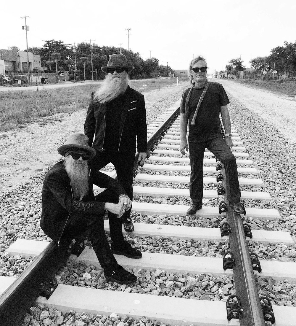ZZ Top. Where's the bus?