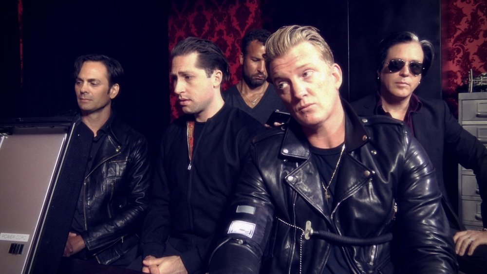 Josh Homme and Queens of the Stone Age take a truth test with their new album
