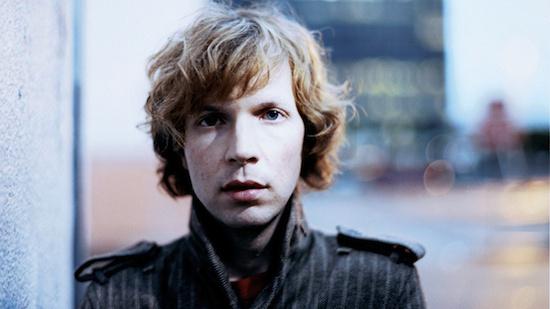 He's Beck.