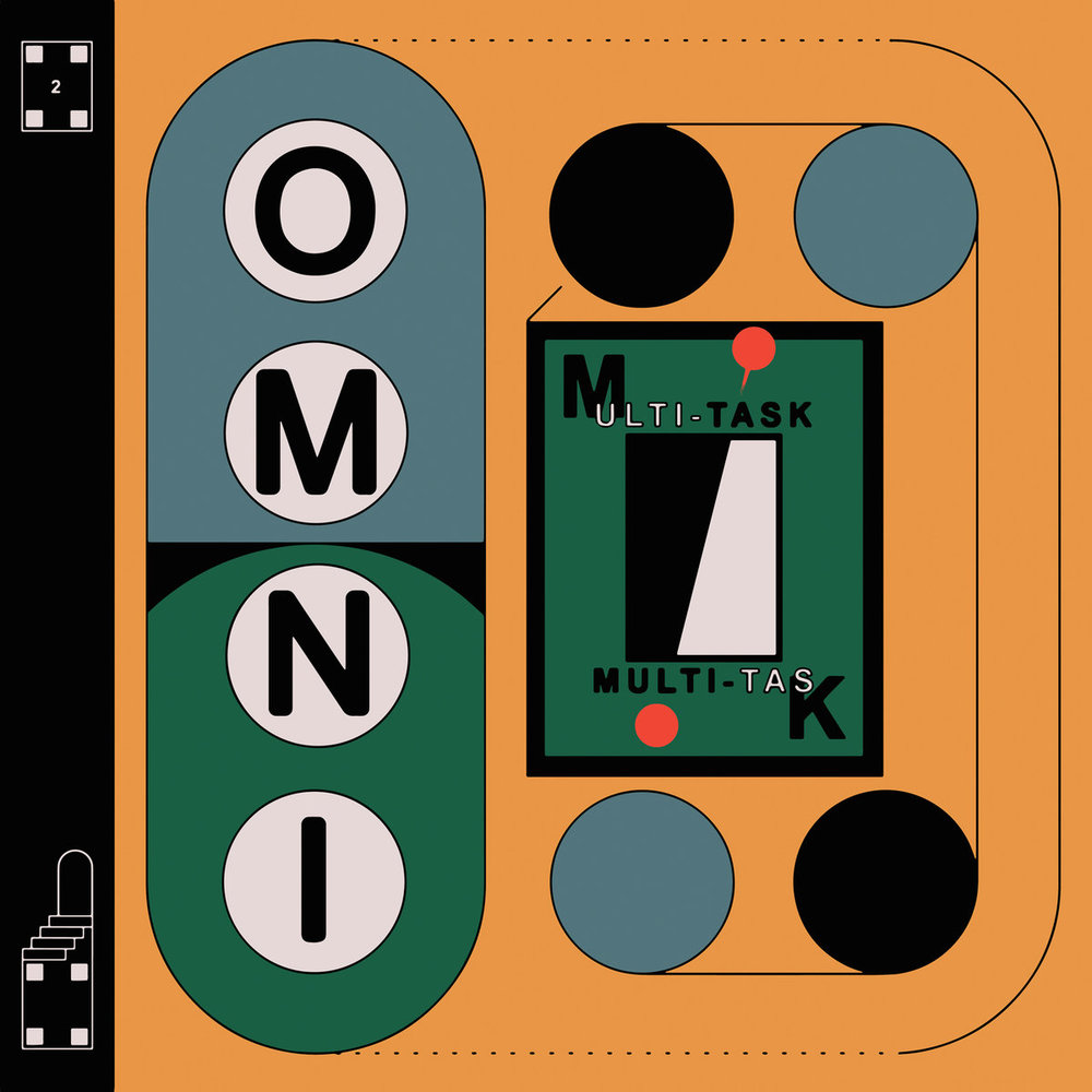 Cover of Omni's 2017 album Multi-Task