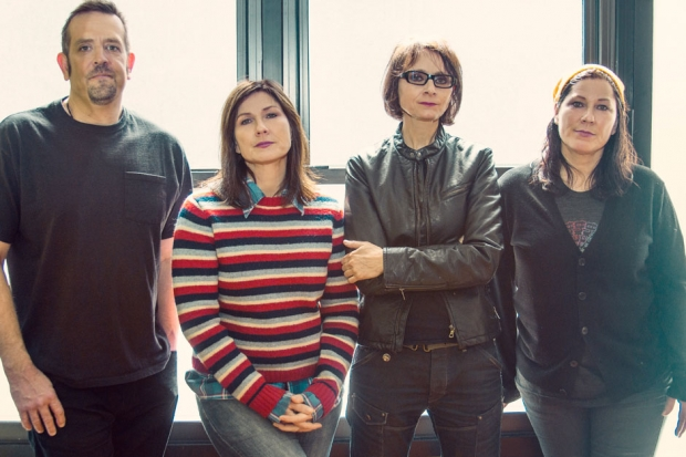 The Breeders are back