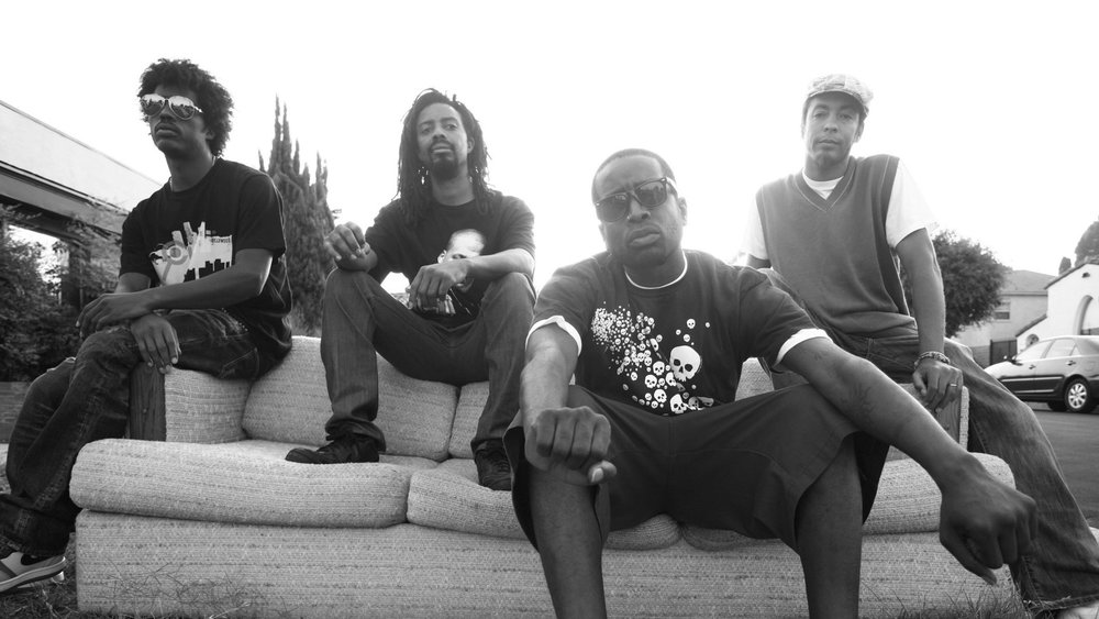 The Pharcyde. 1992-95 was a golden age for hip hop.