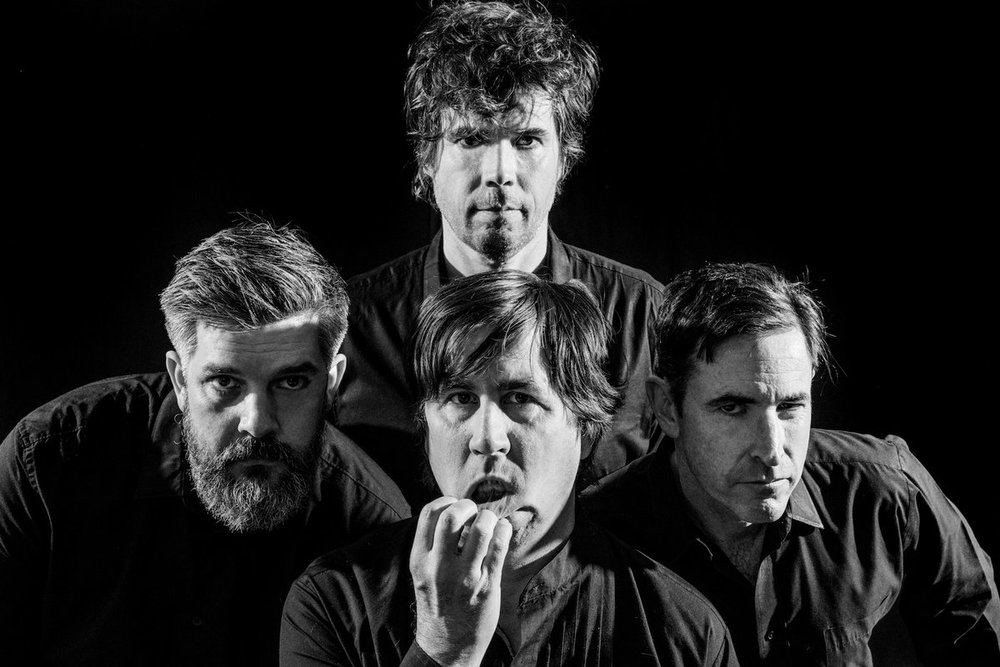 The Mountain Goats, fronted by John Darnielle