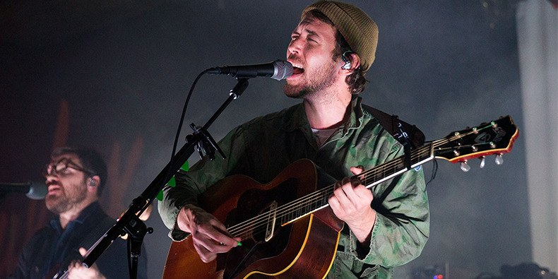 Fleet Foxes' Robin Pecknold