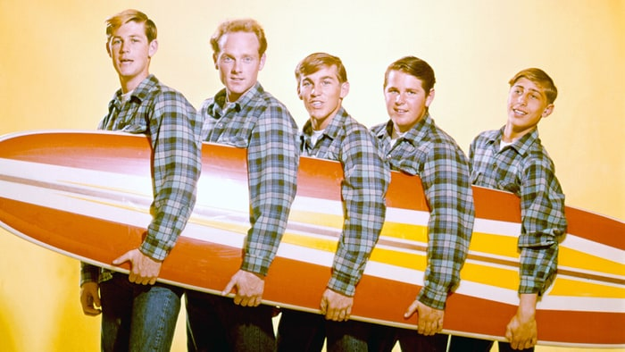 Check the backing vocals with the Beach Boys, but who carried it best?