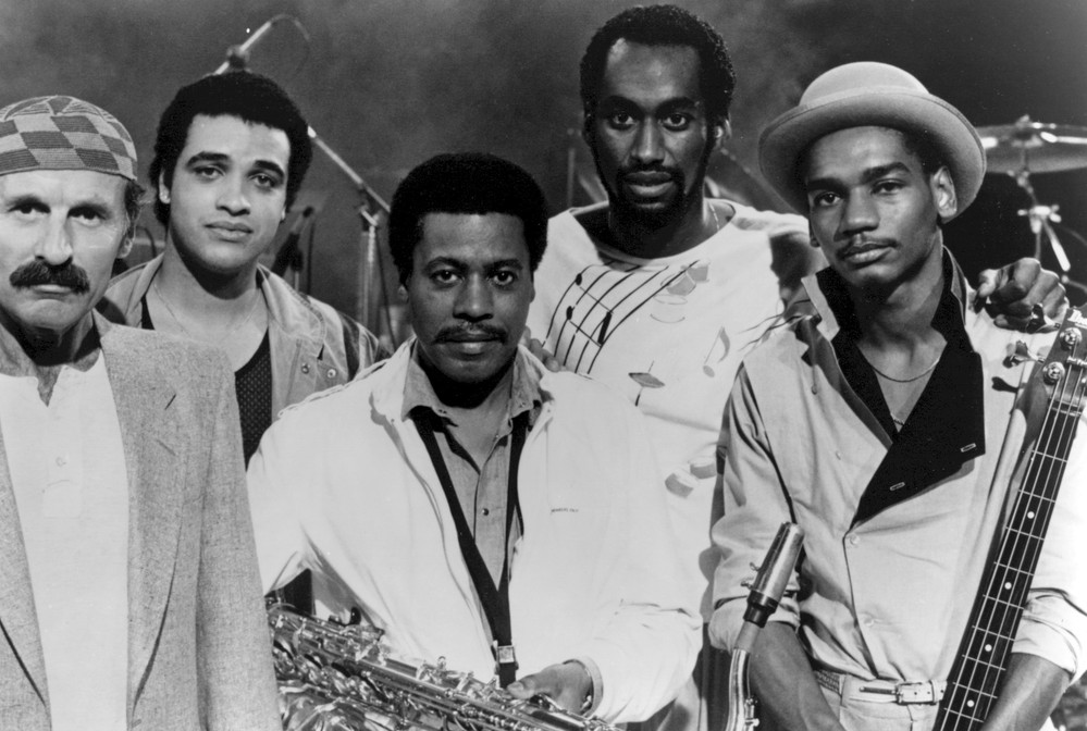 Funk-jazz fusion kings Weather Report