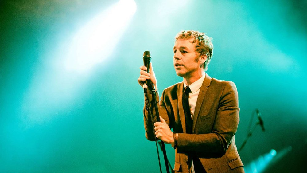 Baxter Dury … a different chip of the old blockhead