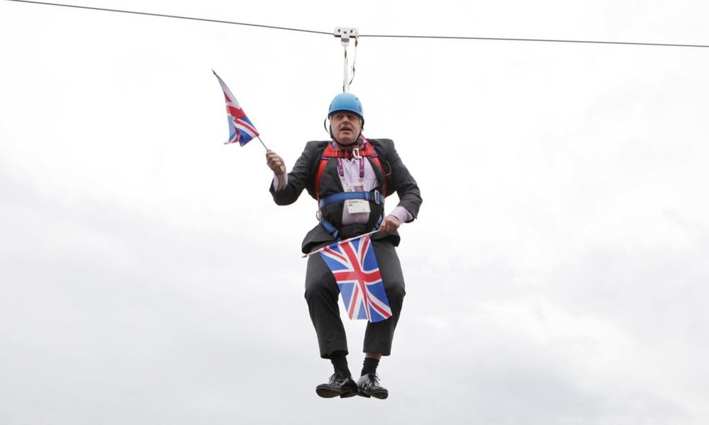 Boris fucking Johnson (2012)