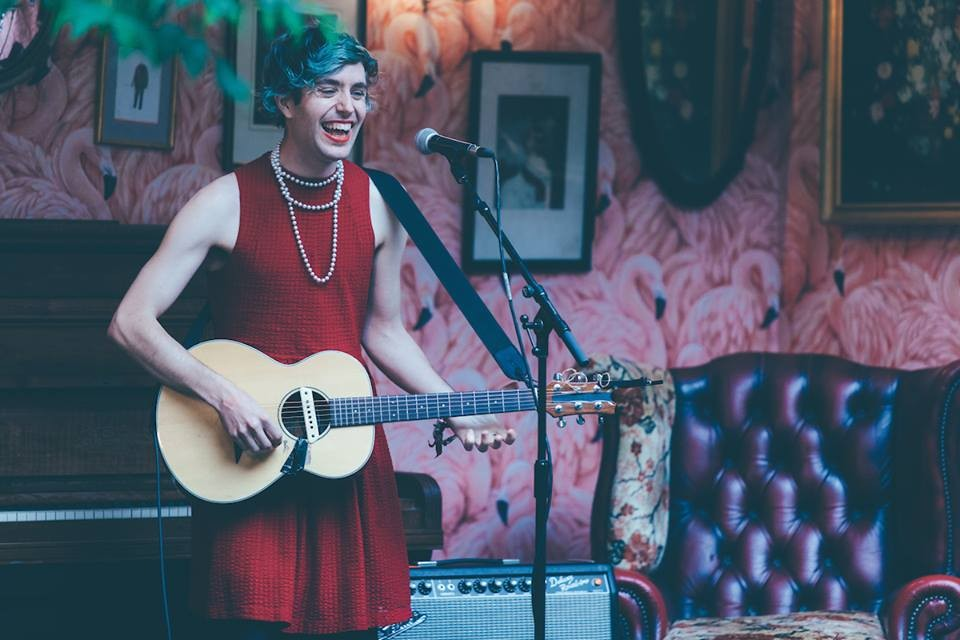 Ezra Furman never fails to be entertaining on stage