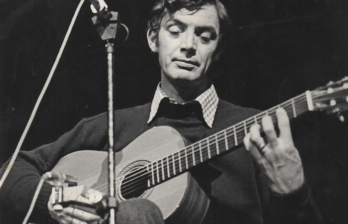 Sir Jake Thackray (honorary knight of the Song Bar, posthumously given)