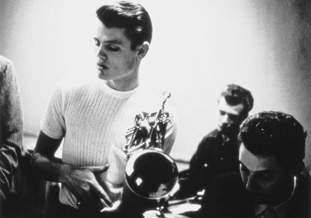 Chet Baker - lost in music in the 1950s