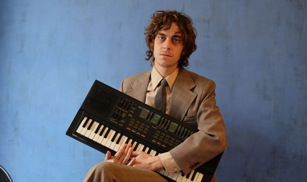 Insecure Men's Saul Adamczewski, also of Fat White Family and Moonlandingz