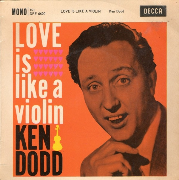 Ken Dodd's first of 19 chart hits was this tender tenor number in 1960
