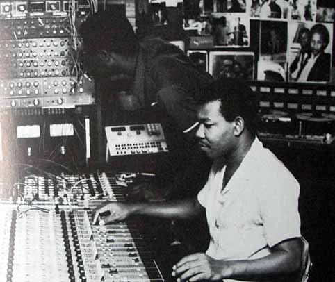 Set the controls for 1972, but where next? It's the Mighty Two, Errol Thompson in Joe Gibbs' studio, and off on a musical journey from Kingston, Jamaica …