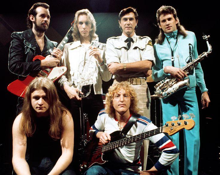 Roxy Music, 1975 vintage.