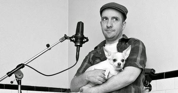 Stephin Merritt and friend