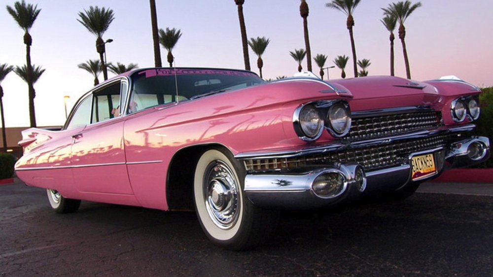Going all the way? Pink Cadillac