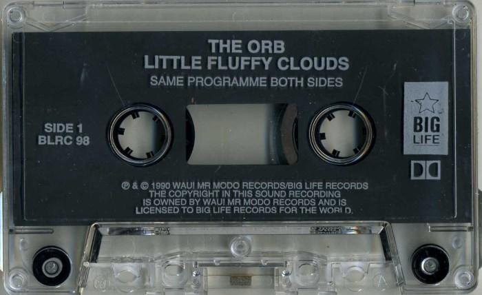 The 1990 cassette single