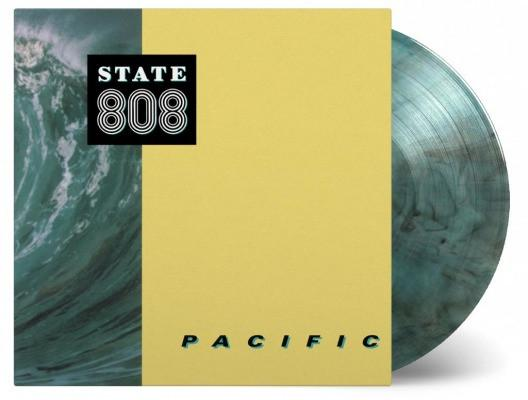 808 State's Pacific State