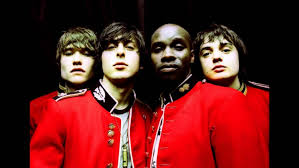 The Libertines in 2003