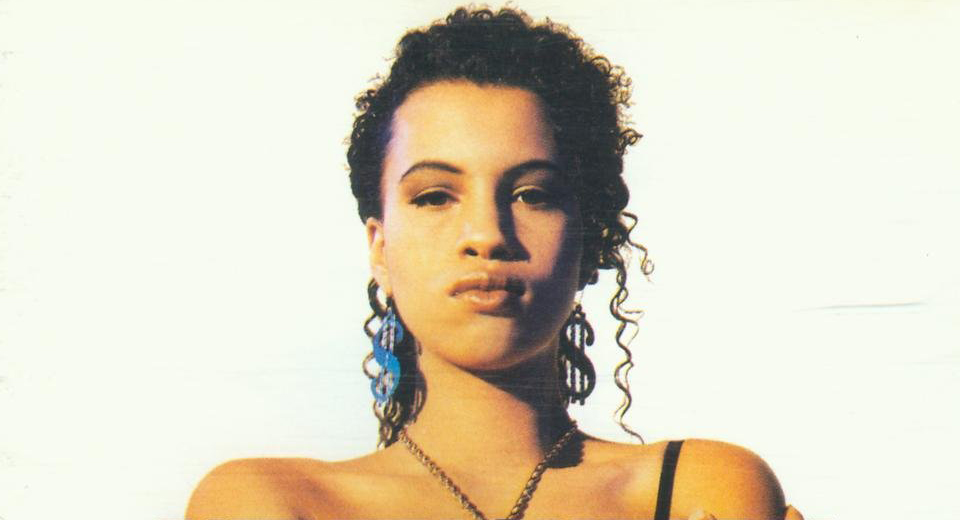 Neneh Cherry's taking a confident Buffalo Stance