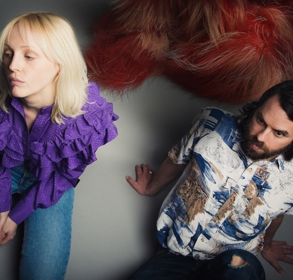 LUMP: Laura Marling and Mike Lindsay, inspired by the hairy one