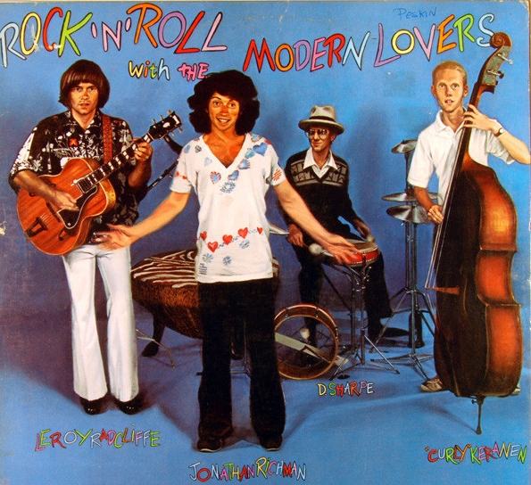 Irreplaceable: The Modern Lovers
