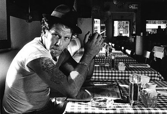 Tom Waits – always in business