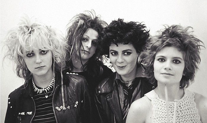 Not much time? Ari Up! The Slits